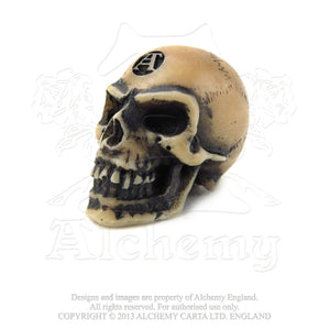 Alchemy - The Vault Lapillus Worry Skull - Gothic Spirit