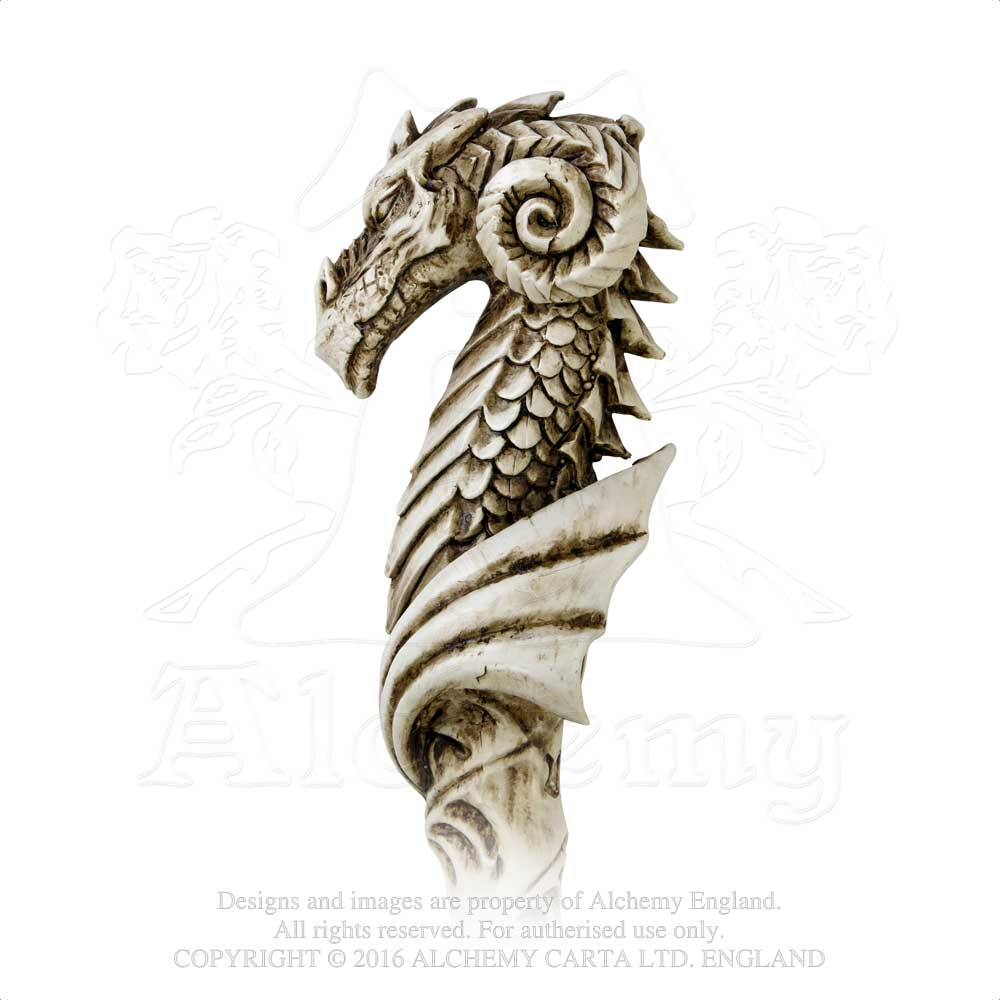 Alchemy - The Vault Dragon Wand from Gothic Spirit