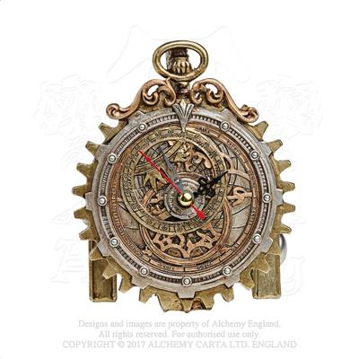 Alchemy - The Vault Anguistralobe Clock from Gothic Spirit