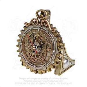Alchemy - The Vault Anguistralobe Clock - Gothic Spirit