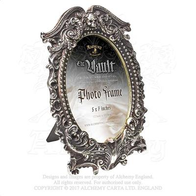 Alchemy - The Vault Masque of the Black Rose Photo Frame - Gothic Spirit