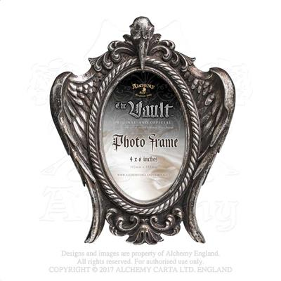 Alchemy - The Vault My Soul from the Shadow  Photo Frame - Gothic Spirit