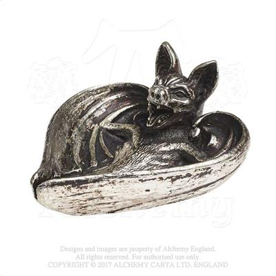 Alchemy - The Vault Vampyr Bat Trinket Dish from Gothic Spirit