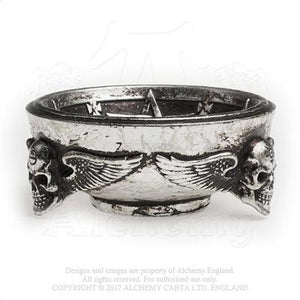 Alchemy - The Vault Pentagramatron Trinket Dish from Gothic Spirit