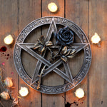 Alchemy - The Vault Ruah Vered Wall Plaque - Gothic Spirit
