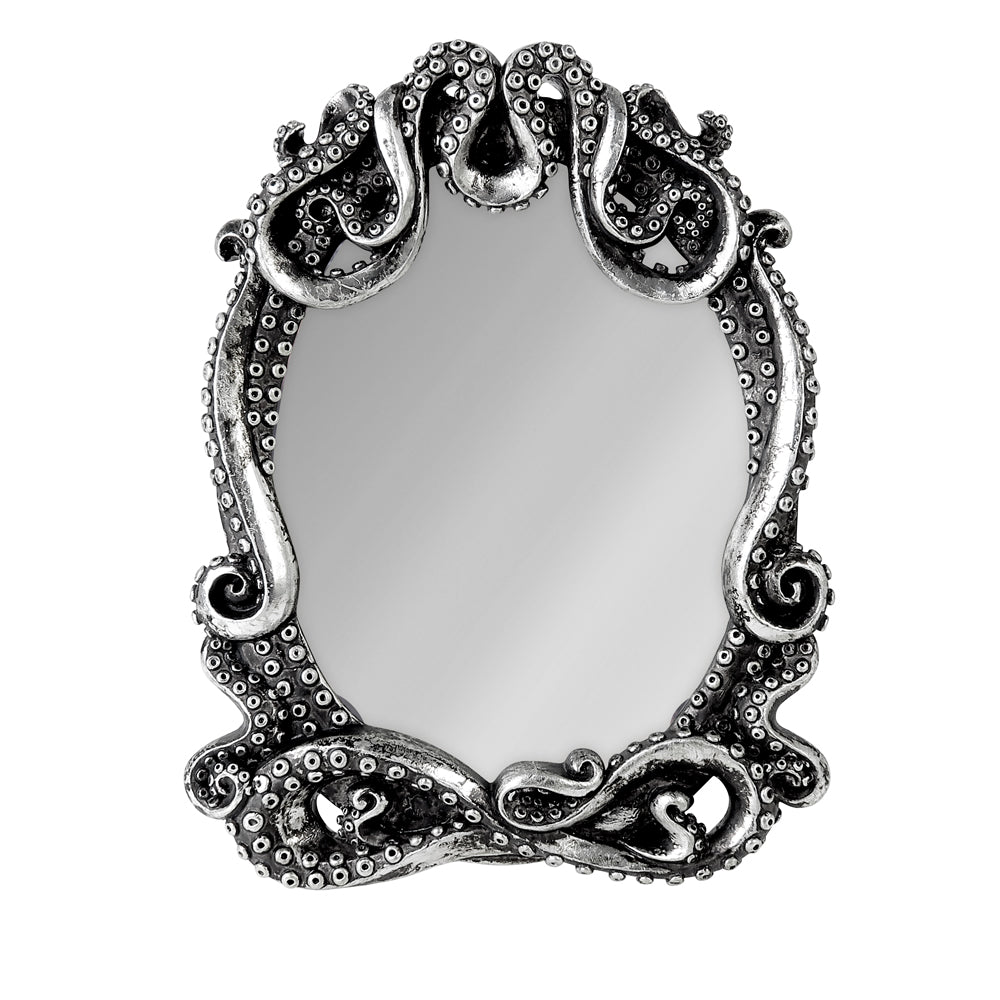 Alchemy - The Vault Kraken Resin Table Mirror - Gothic Spirit
