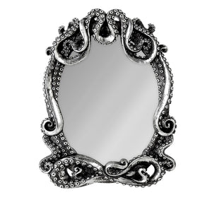 Alchemy - The Vault Kraken Resin Table Mirror from Gothic Spirit