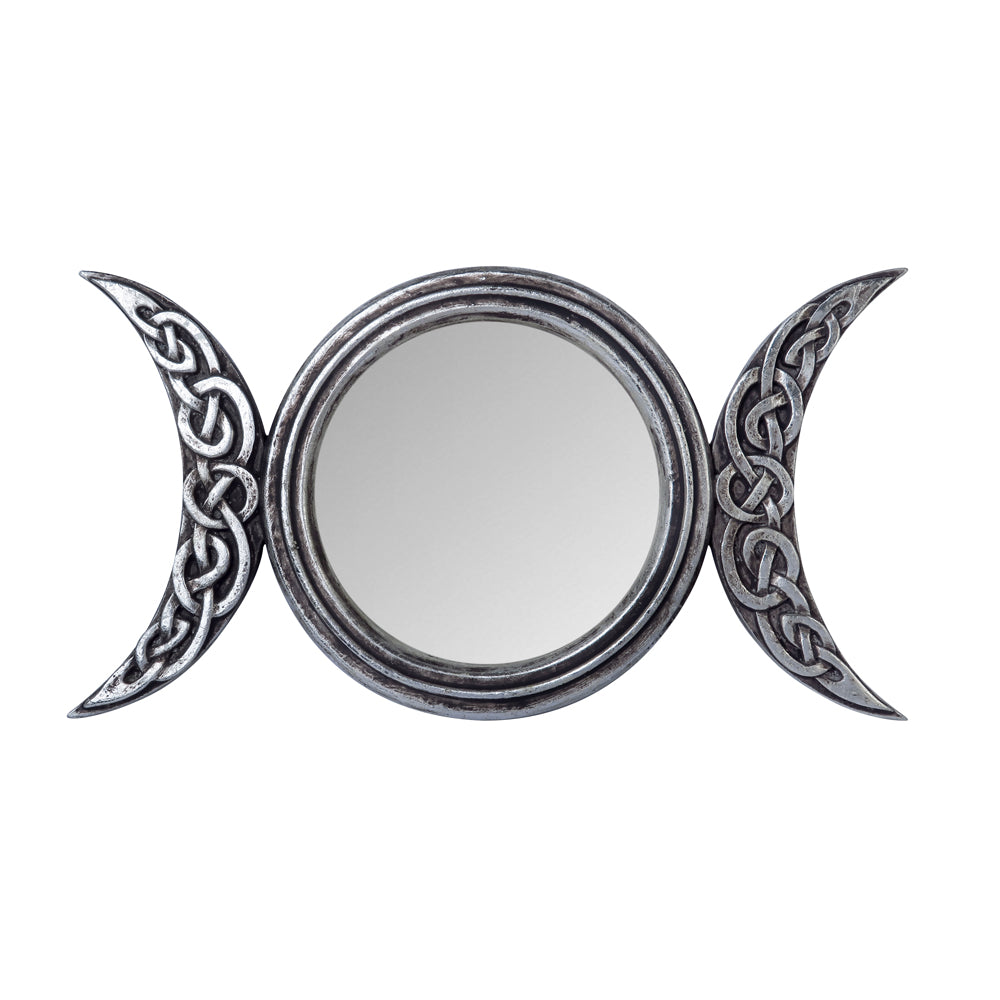 Alchemy - The Vault Triple Moon Mirror from Gothic Spirit