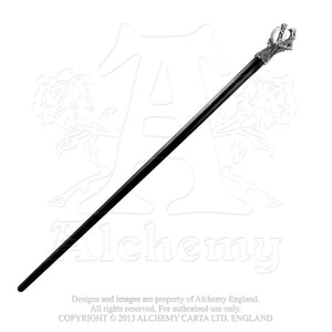 Alchemy Gothic Beasts Claw Walking Cane from Gothic Spirit