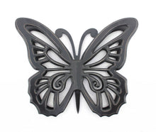 "18.5"" x 23.25"" x 4.25"" Black, Rustic, Butterfly, Wooden - Wall Decor - Buy JJ's Stuff"