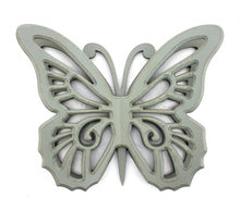 "18.5"" x 23"" x 4"" Gray, Rustic Butterfly, Wooden - Wall Decor - Buy JJ's Stuff"