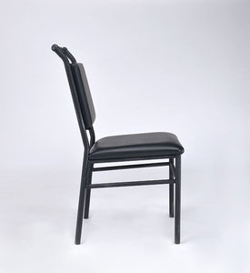 "20""X 19"" X 41"" Black Chain Design Chair - Buy JJ's Stuff"