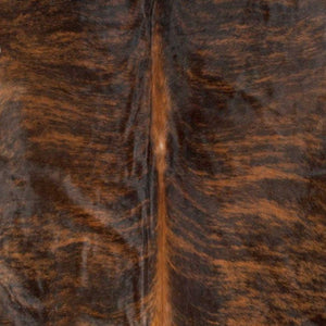 "72"" x 84"" Dark Brindle, Cowhide - Rug - Buy JJ's Stuff"