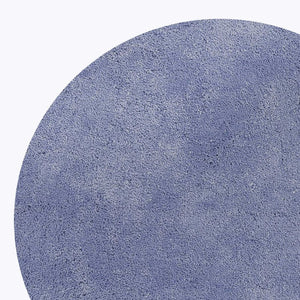 8' Round Polyester Purple Area Rug - Buy JJ's Stuff