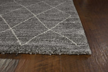 "7'10""X 10'10"" Polypropylene Grey Area Rug - Buy JJ's Stuff"