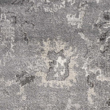"7'10"" x 9'10"" Polypropylene Grey Area Rug - Buy JJ's Stuff"