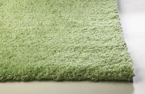 8' x 11' Polyester Spearmint Green Area Rug - Buy JJ's Stuff