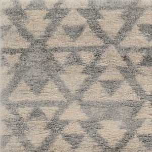 "8'10"" x 13'"" Polypropylene Ivory-Grey Area Rug - Buy JJ's Stuff"