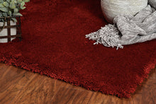 9' x 13' Polyester Red Area Rug - Buy JJ's Stuff