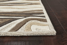 5' x 8' Wool Natural Area Rug - Buy JJ's Stuff