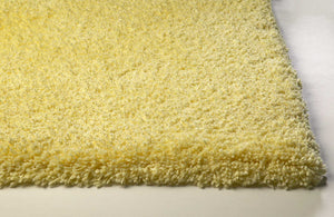 "27"" X 45"" Polyester Canary Yellow Area Rug - Buy JJ's Stuff"