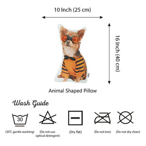 Dog Shaped Pillow, Animal Shaped Pillow - Buy JJ's Stuff