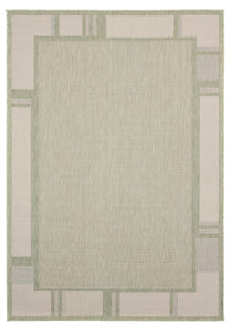 "94"" x 126"" x 0.04"" Green Polypropylene Oversize Rug - Buy JJ's Stuff"