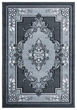 "31"" x 88"" Grey Olefin - Polypropylene Runner Rug - Buy JJ's Stuff"