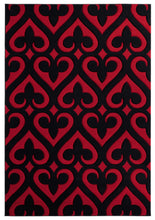 "31"" x 88"" x 0.53"" Red Olefin-Polypropylene Runner Rug - Buy JJ's Stuff"