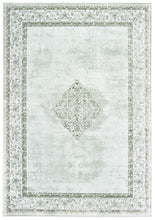 "31"" x 157"" x 0.13"" Silver Viscose Runner Rug - Buy JJ's Stuff"