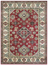 "31"" x 157"" x 0.13"" Red Viscose Runner Rug - Buy JJ's Stuff"