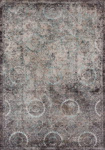 "47"" x 63"" x 0.2"" Multi Polyester Accent Rug - Buy JJ's Stuff"