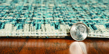 "39"" X 59"" Teal Polypropylene Rug - Buy JJ's Stuff"