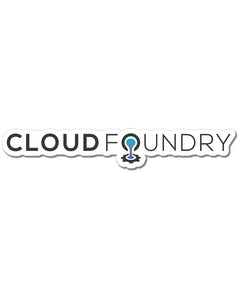 Cloud Foundry Horizontal Decal