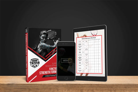 STA FUNCTIONAL STRENGTH FORMULA 4- WEEK TRAINING PROGRAM - Supreme Tennis Athletes