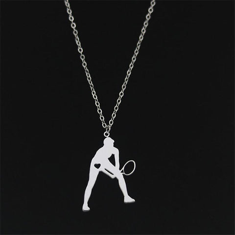 STA Tennis Elite Necklace - Supreme Tennis Athletes