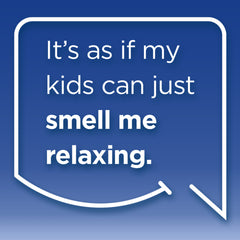 Funny Mom Quotes. Smile, Shop, then Share on Instagram, Facebook, Pinterest & Twitter. It's as if my kids can just smell me relaxing.