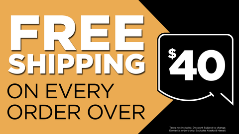 Smile Smacker offers free shipping on every order over $40