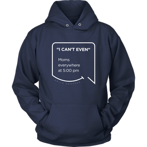 "Funny Mom Quotes and Gifts: ""Mom can't even"""