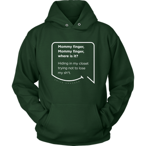 "Funny Mom Quotes and Gifts: ""Mommy Finger"""