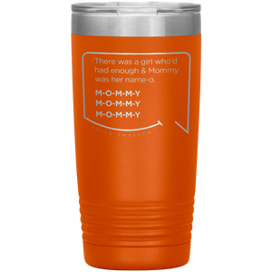 "Funny Mom Quotes and Gifts: ""M-O-M-M-Y"""