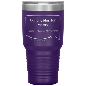 "Funny Mom Quotes and Gifts: ""Lunchables for Moms"""