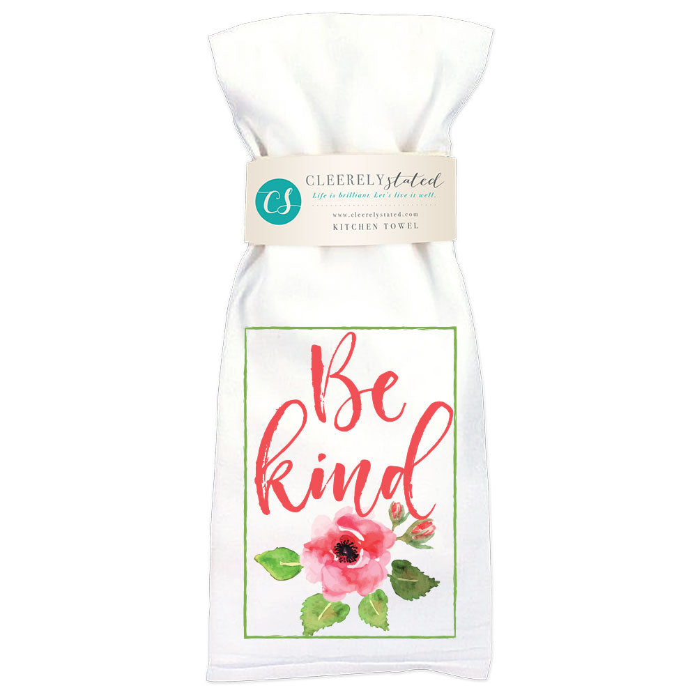 Be Kind - Kitchen Towel