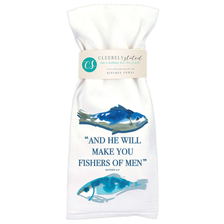 Fishers Of Men - Kitchen Towel