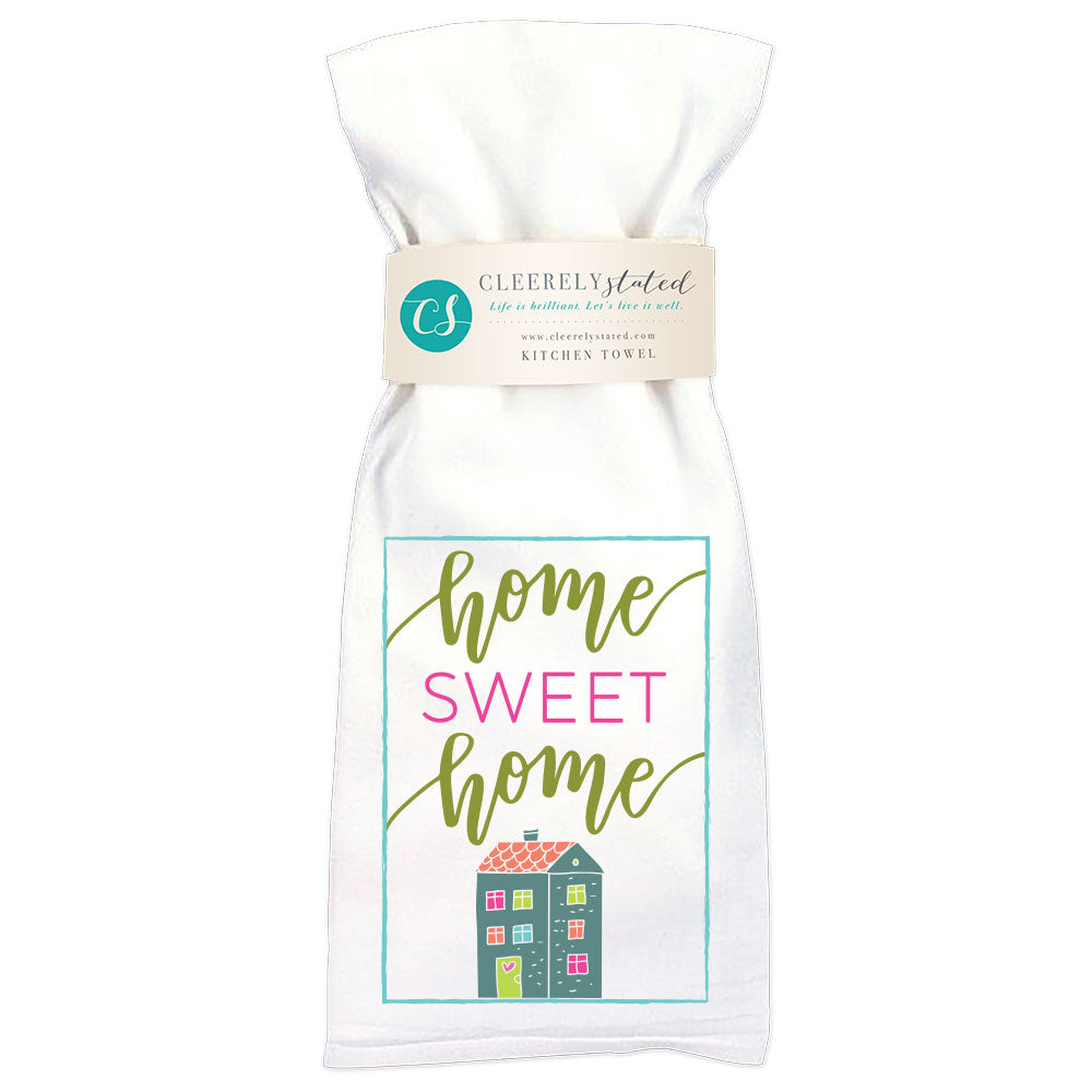 Home Sweet Home - Kitchen Towel