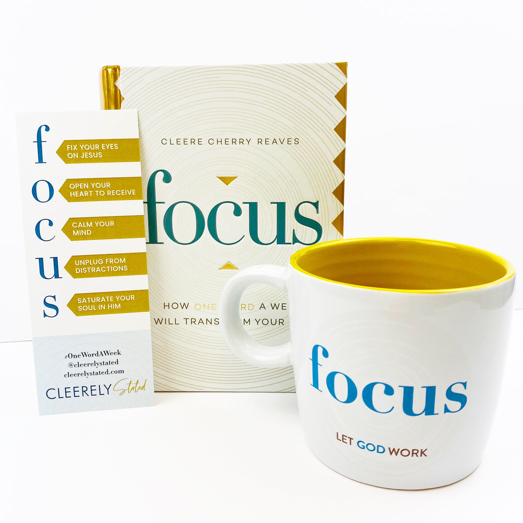Get Focused Bundle
