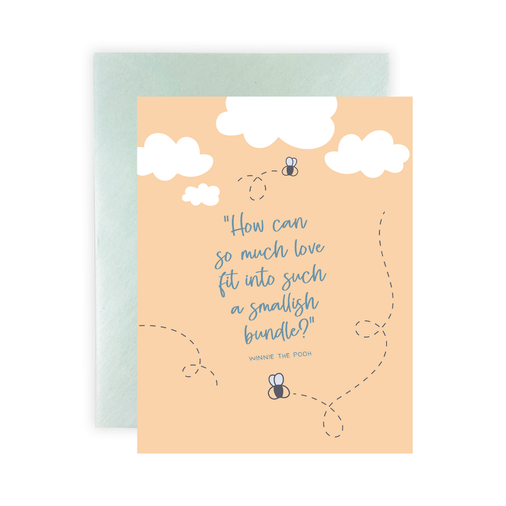 Smallish Bundle - Greeting Card