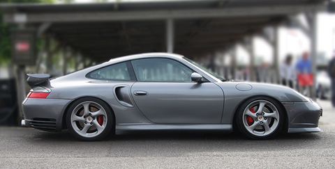 Porsche 996 Coilovers
