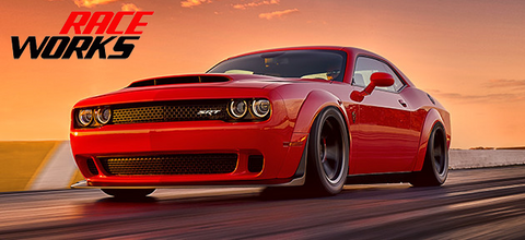 Dodge Challenger coilovers
