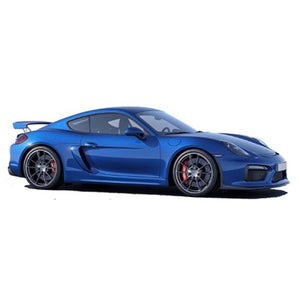 172SE Porsche Cayman Coilovers